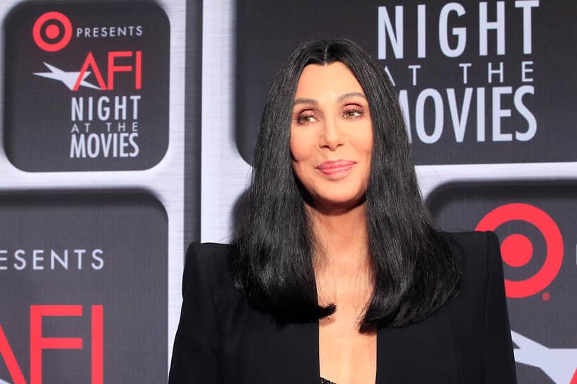 Последняя на данный момент работа Шер в кино — мюзикл «Бурлеск» 2010 года, где она появилась в паре с Кристиной Агилерой. За роль в этом фильме Шер была номинирована на антипремию «Золотая малина»