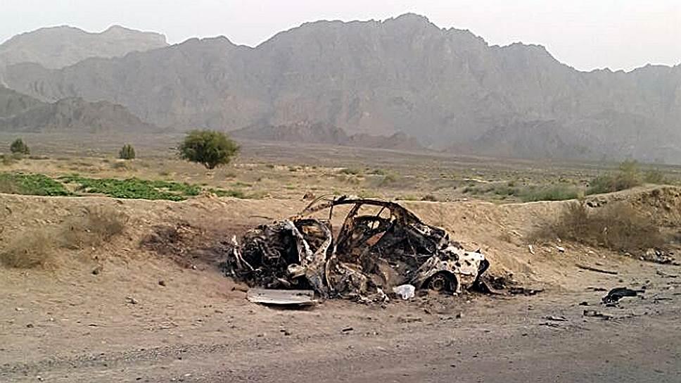 Как убили лидера «Талибана»