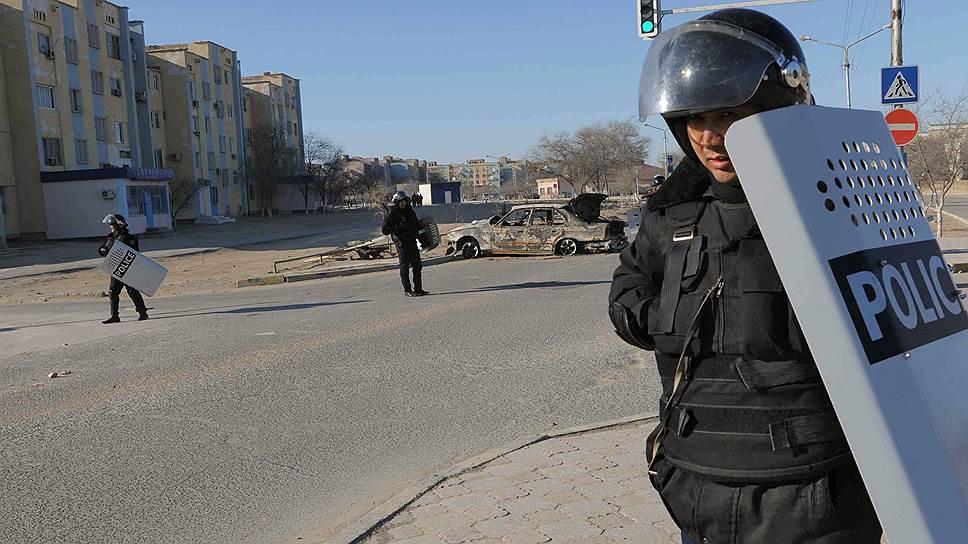 Казахстан закопал протест против Земельного кодекса