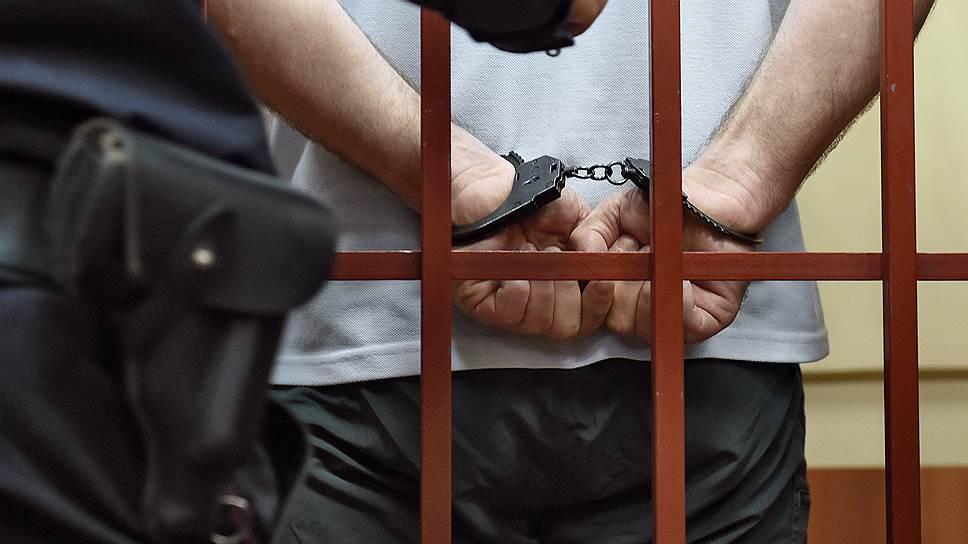 Как полицейские задержали Дмитрия Ламерта