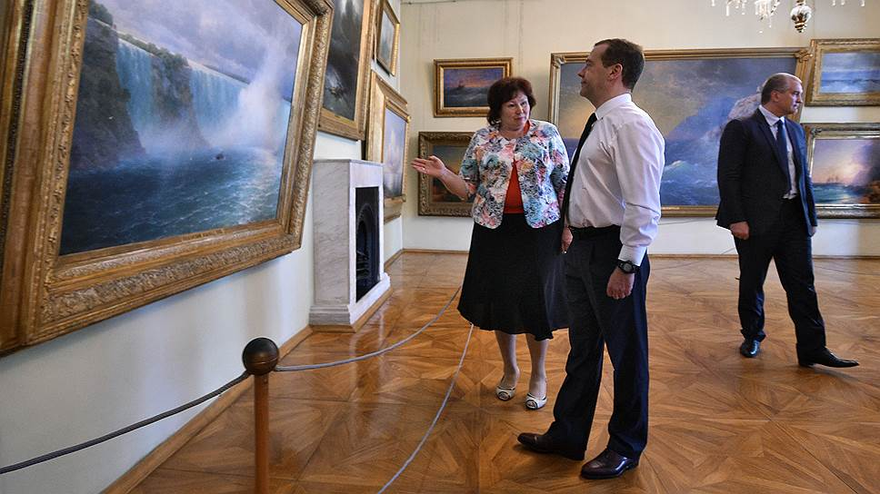 Как крымским музеям пообещали ремонт