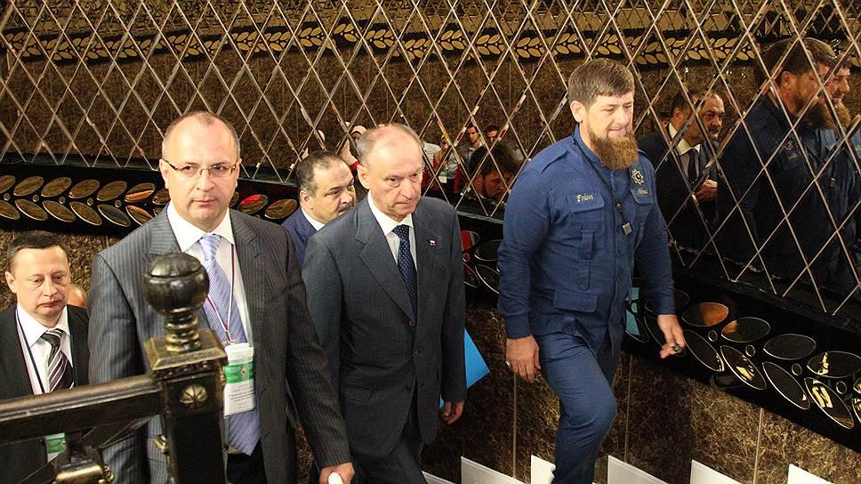 Как представители 75 стран собрались в Чечне обсудить терроризм в мире