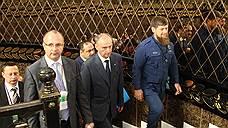 Силовики проводят спецконференцию в Грозном