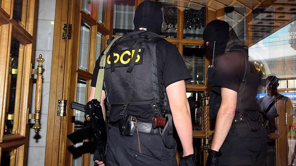 Почему сотрудники ФСБ провели серию обысков в Санкт-Петербурге