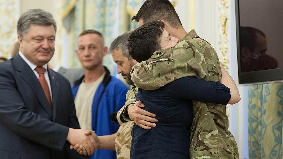 Как обменивали Надежду Савченко на Александрова и Ерофеева