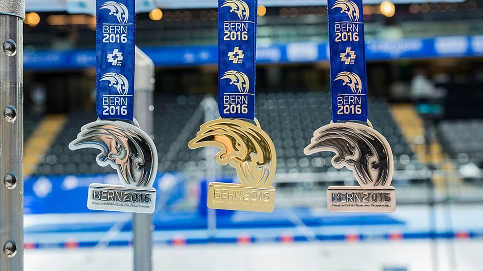 Олимпийский отбор гимнасты продолжили в Берне