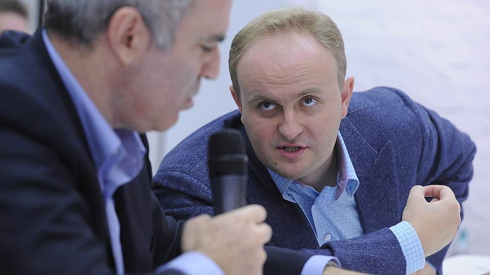 Бывший секретарь Координационного совета оппозиции Дмитрий Некрасов