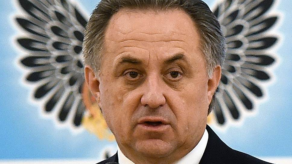 Виталий Мутко назвал допинговый скандал «ангажированным»