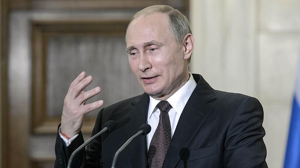 Что Владимир Путин ответил Петру Порошенко по поводу возвращения Крыма