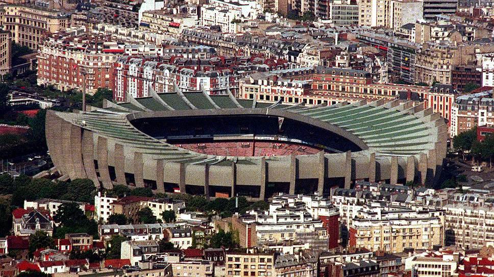 Стадионы чемпионата Европы по футболу 2016