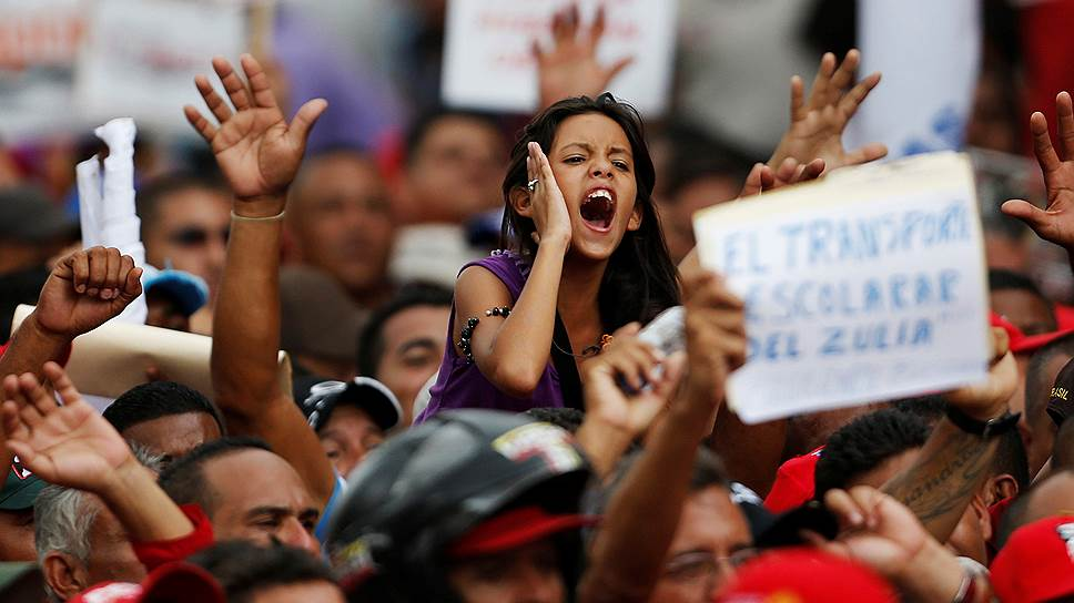 Почему Аргентина, Чили, Уругвай и Колумбия хотели отставки президента Венесуэлы