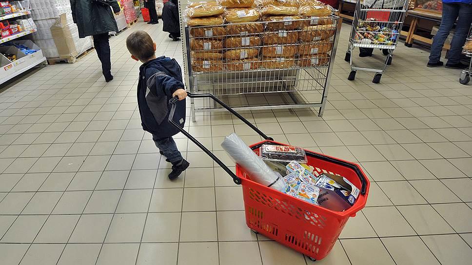 Как дети прорвали продовольственное эмбарго