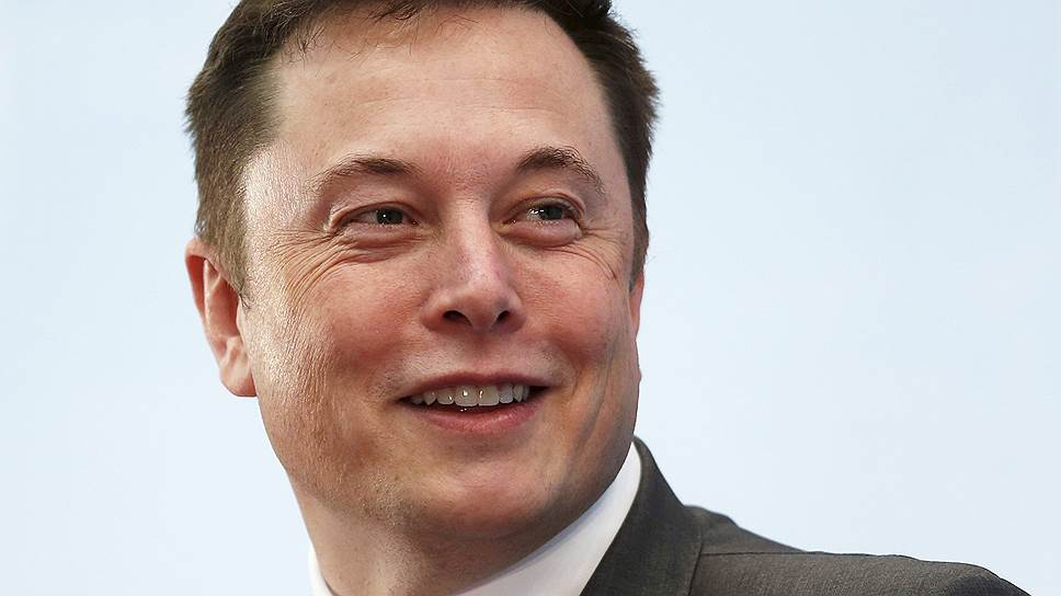 Основатель компаний SpaceX и Tesla Motors изобретатель и миллиардер Илон Маск