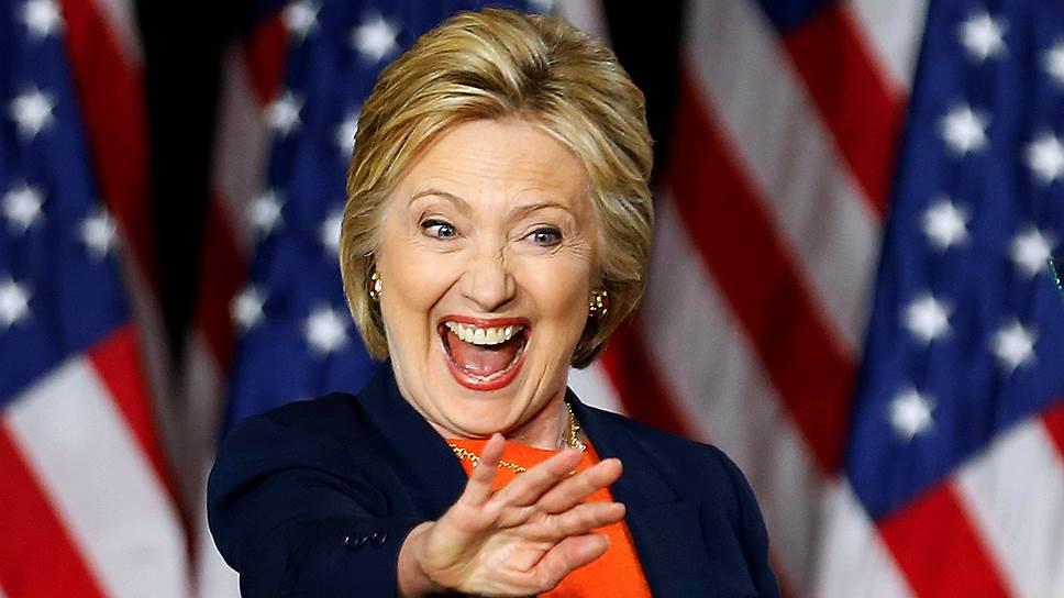 Почему Хиллари Клинтон считает, что избрание Дональда Трампа президентом было бы выгодно Москве