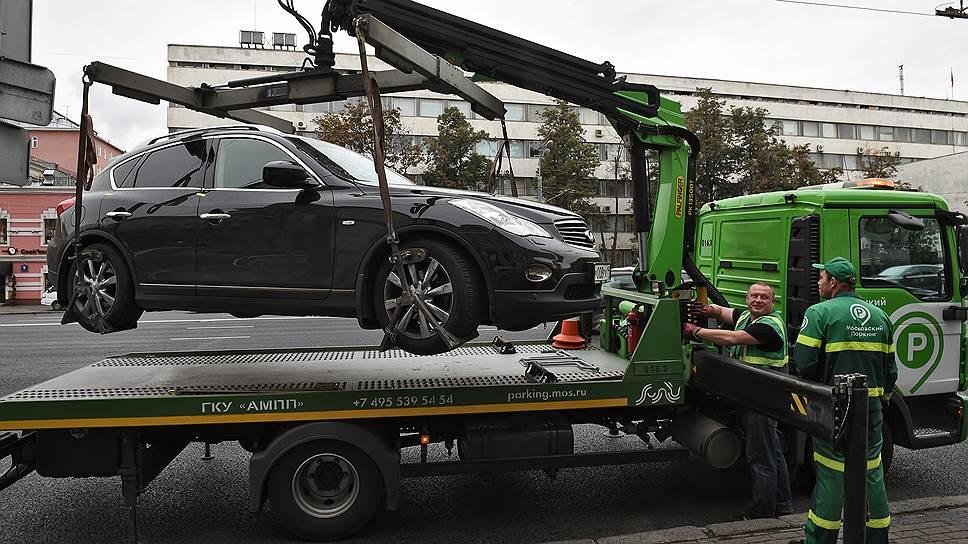 Москва сама решит, когда водителю платить
