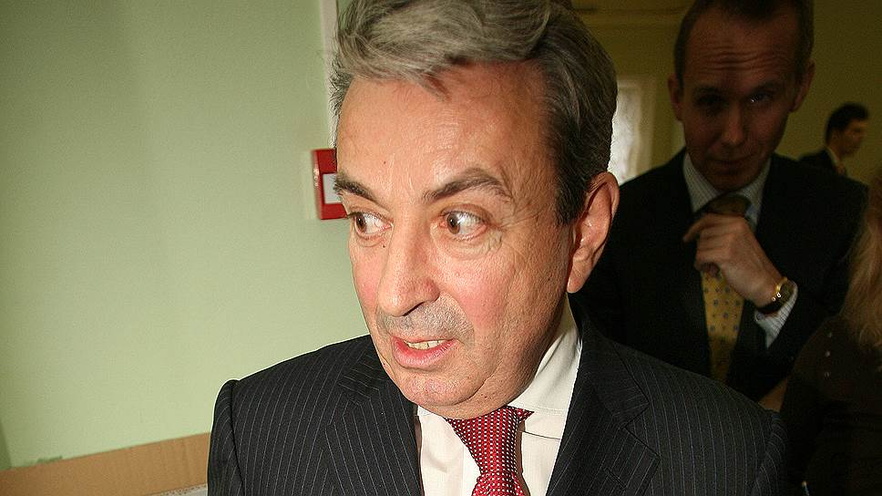 Бизнесмен Шалва Чигиринский