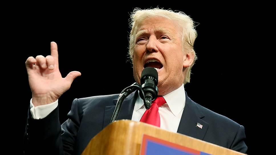 Дональд Трамп хочет перестроить Америку, не имея ни опыта, ни программы
