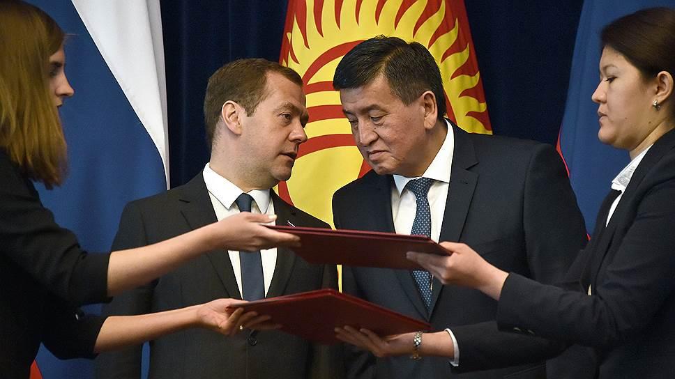 Киргизии добавят российского газа