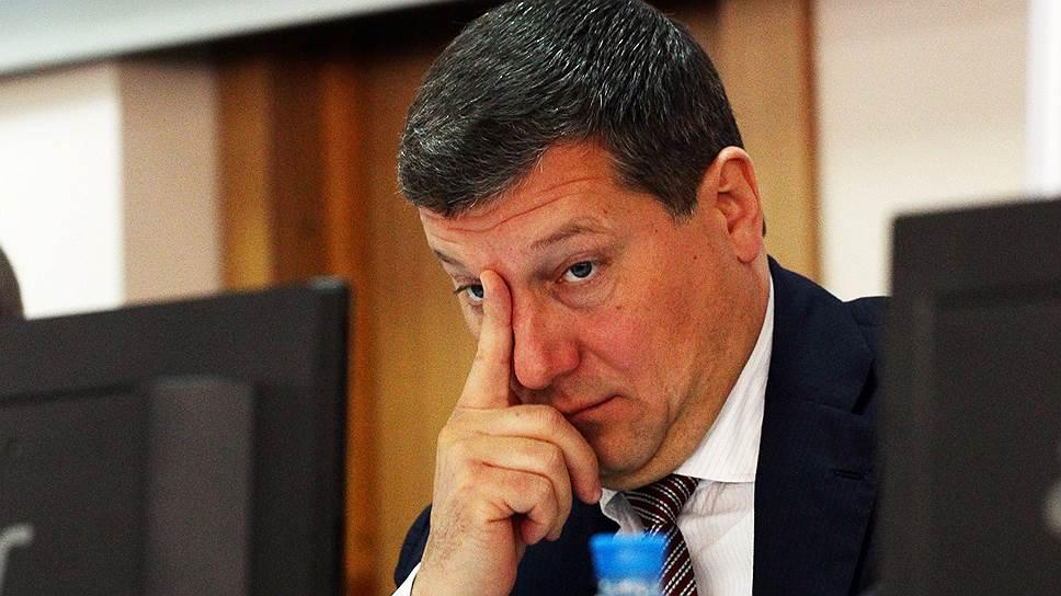 Депутат гордумы Нижнего Новгорода Олег Сорокин