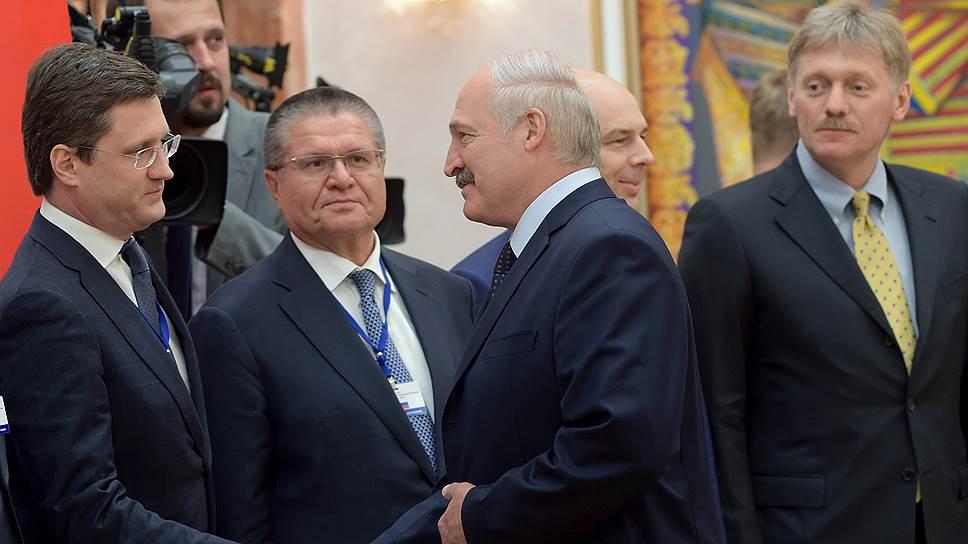 Белоруссия газ не сдала