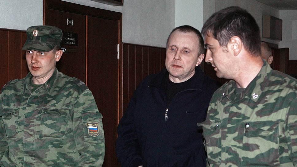 Бывший начальник службы безопасности ЮКОСа Алексей Пичугин