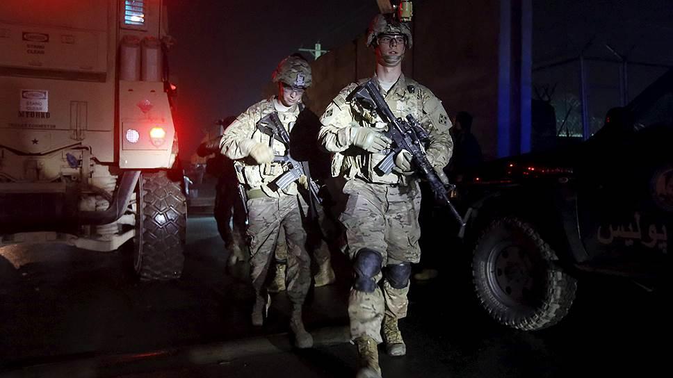 Почему американские войска закрепляются в Афганистане