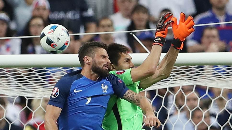 Как прошел первый матч Евро-2016