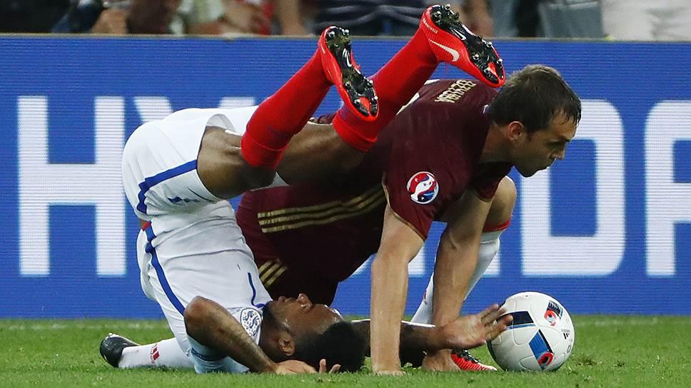 Англия—Россия — 1:1