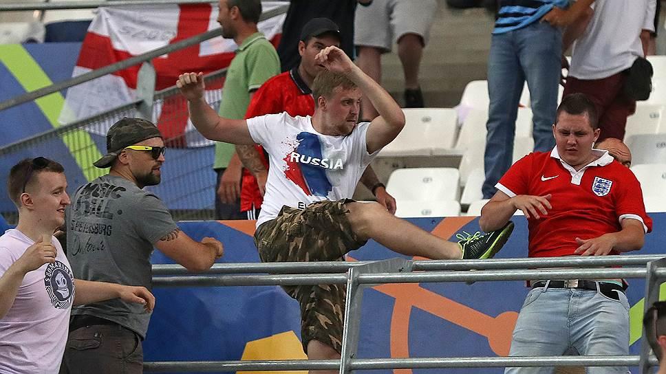 Как UEFA отрегировал на беспорядки на Евро-2016