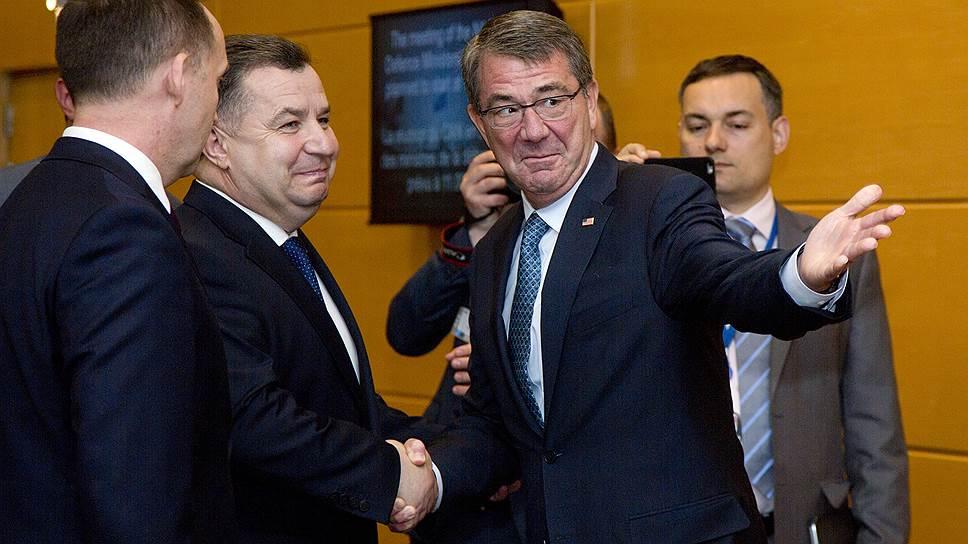 Какую поддержку Украина получила от НАТО