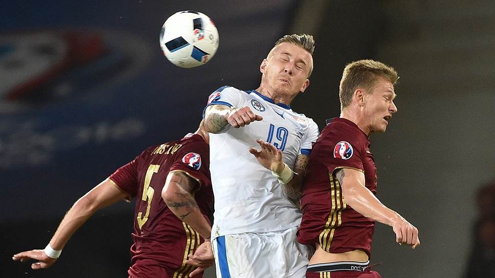 Россия—Словакия — 1:2