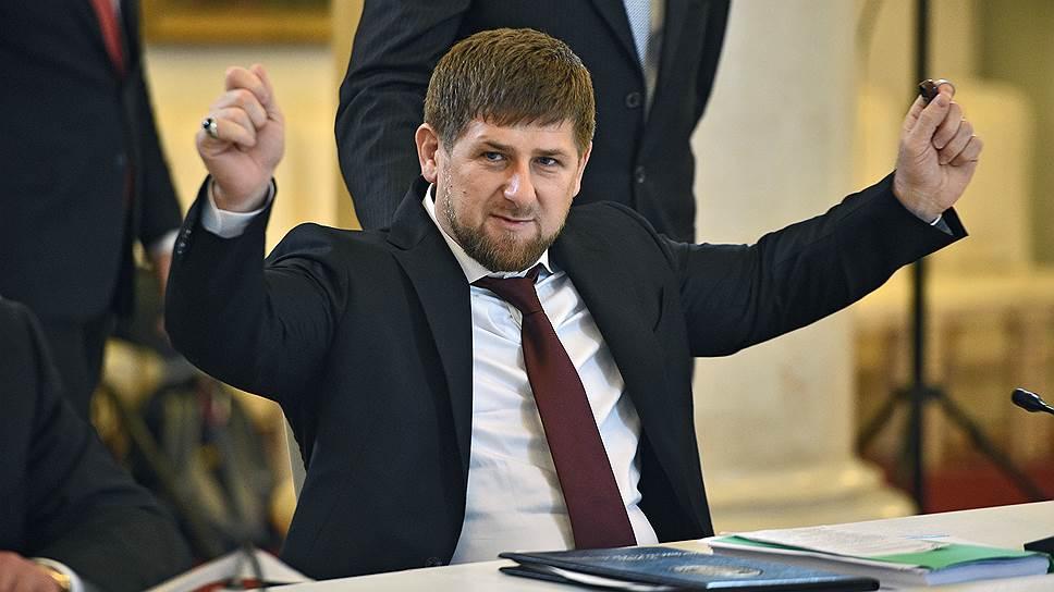 Как парламент Чечни решил начать новую жизнь
