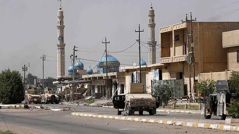 Как «Исламское государство» потеряло Эль-Фаллуджу