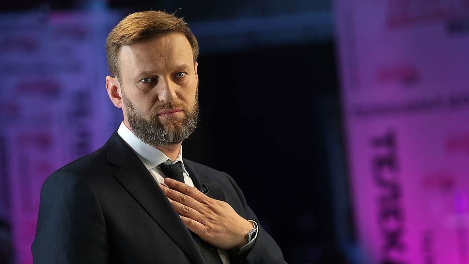 Как Алексей Навальный требовал допустить Партию прогресса к выборам