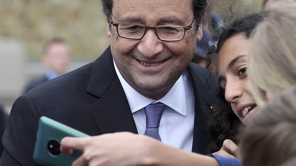 Почему партия послала Франсуа Олланда на праймериз