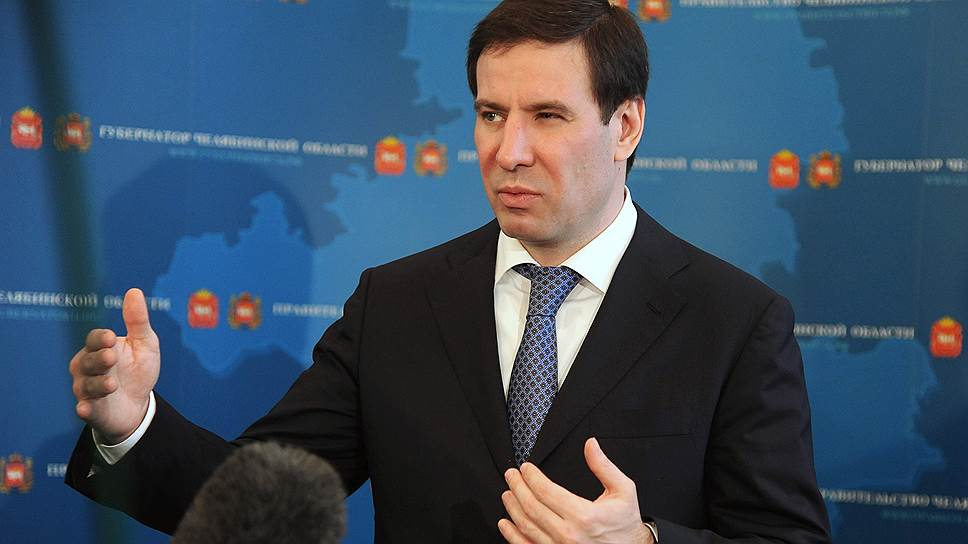 Как бывший губернатор Челябинской области Михаил Юревич зарегистрировался самовыдвиженцем