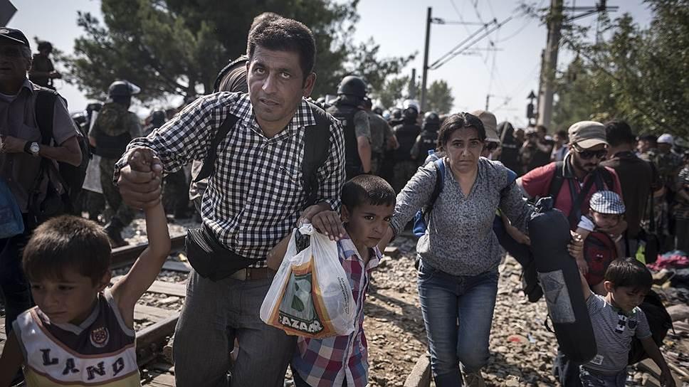 Количество вынужденных переселенцев впервые превысило 60 млн человек за год