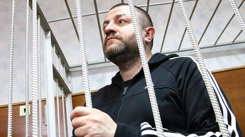 Бывший вице-президент фонда «Город без наркотиков» Евгений Маленкин
