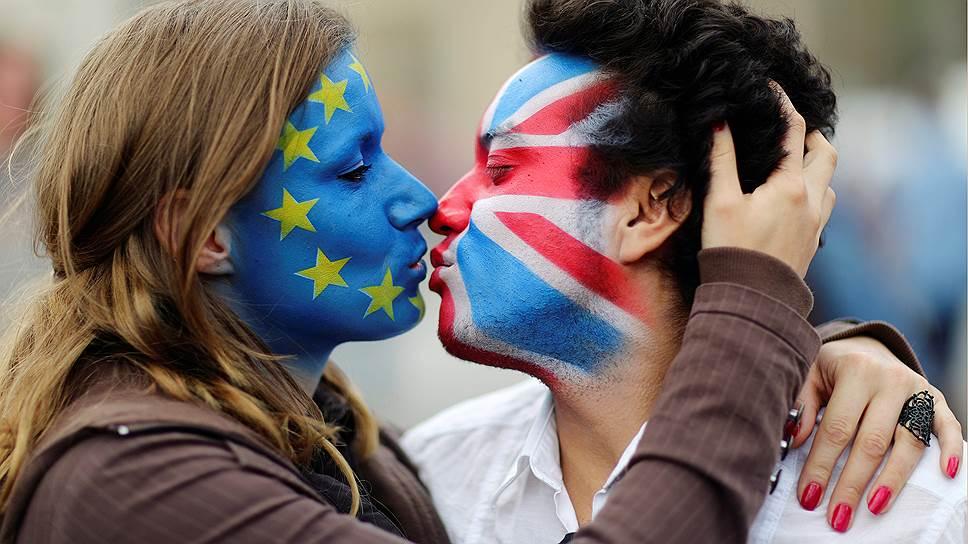 Три года «Брекситу»