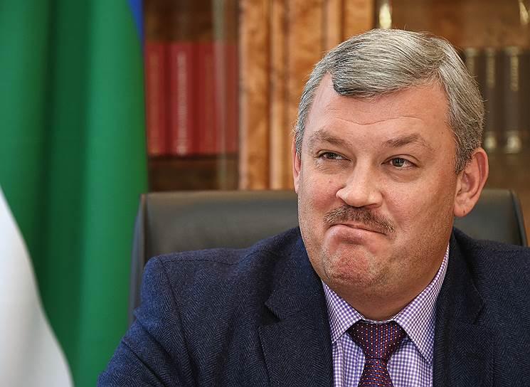 Временно исполняющий обязанности главы Коми Сергей Гапликов