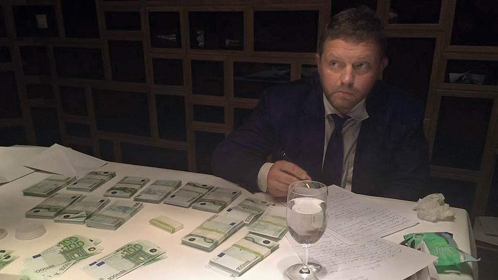 Как был задержан губернатор Кировской области Никита Белых