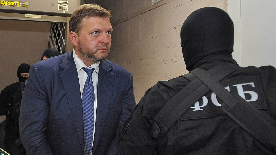 Как был задержан Никита Белых