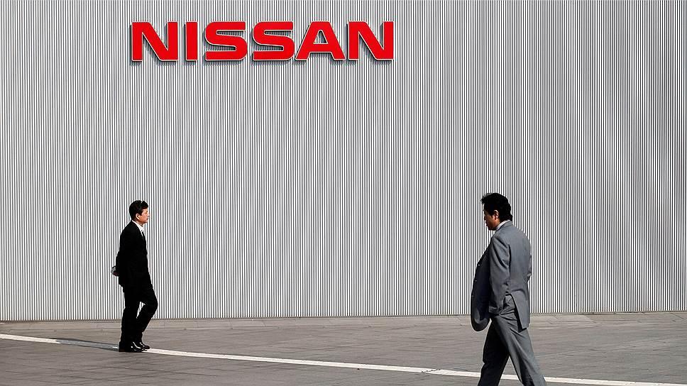 Почему Nissan подала в суд на Южную Корею