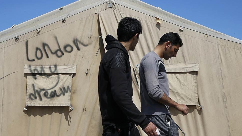 Французские власти грозят расторгнуть договор с Британией о контроле за передвижением мигрантов