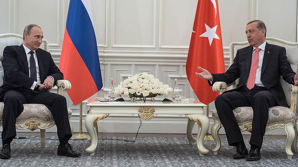 Как президент Турции извинился за сбитый российский Су-24