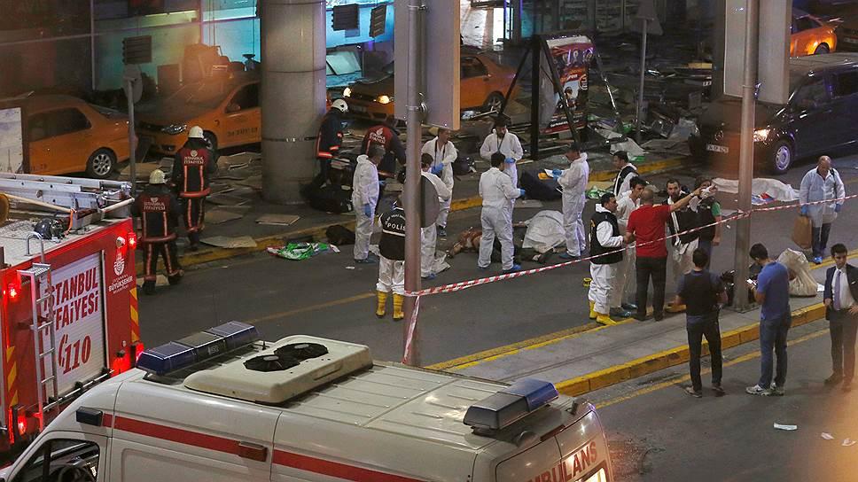 Что произошло в Стамбуле