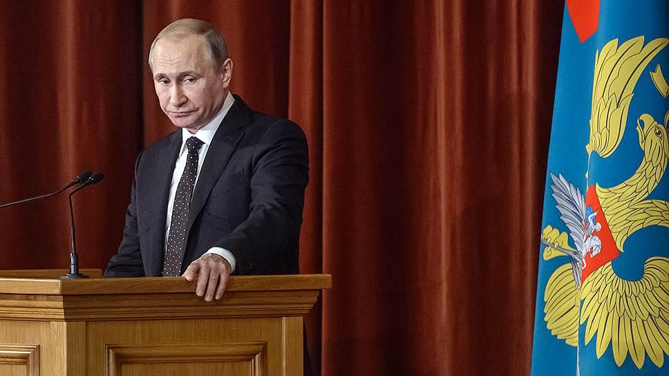 «Нельзя просто пропускать вранье в отношении России»