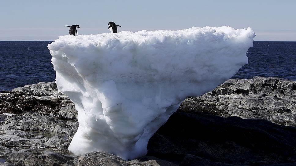 Почему озоновая дыра становится меньше