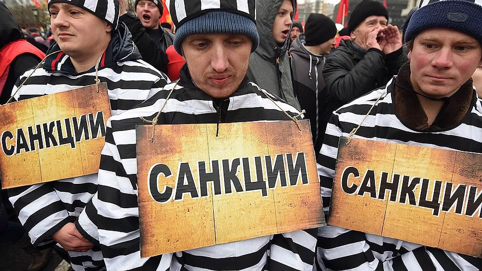 Как ЕС принял решение продлить санкции в отношении России