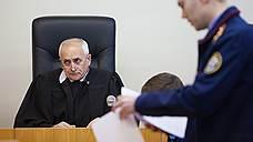 Омский судья поменял статус